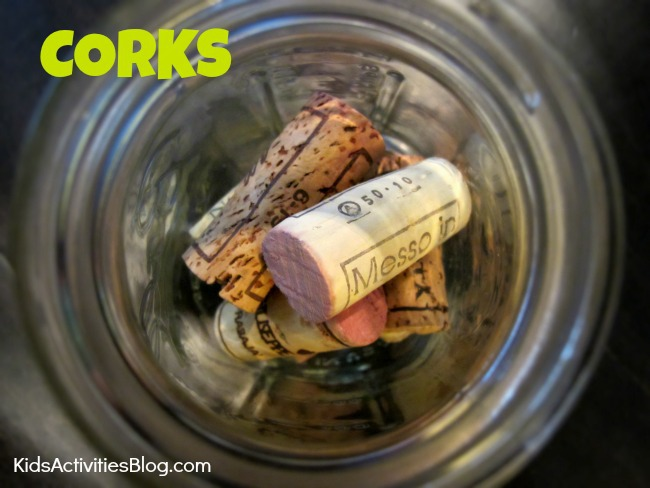 Preschool Math: Simple Graphs with Corks