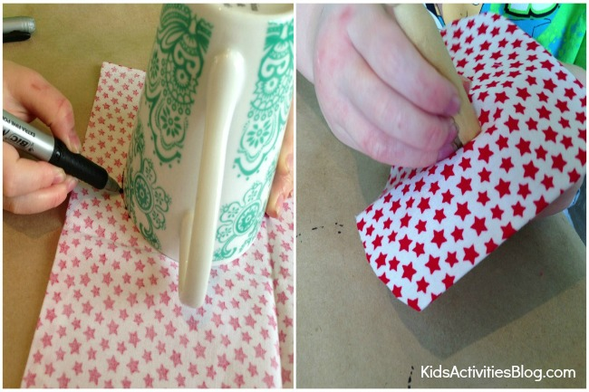 Peg Doll Craft: Book Inspired Activity for Kids from Silly Billy