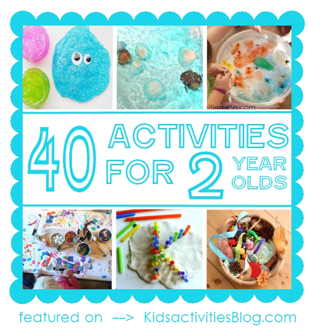 activities for 2 year olds1