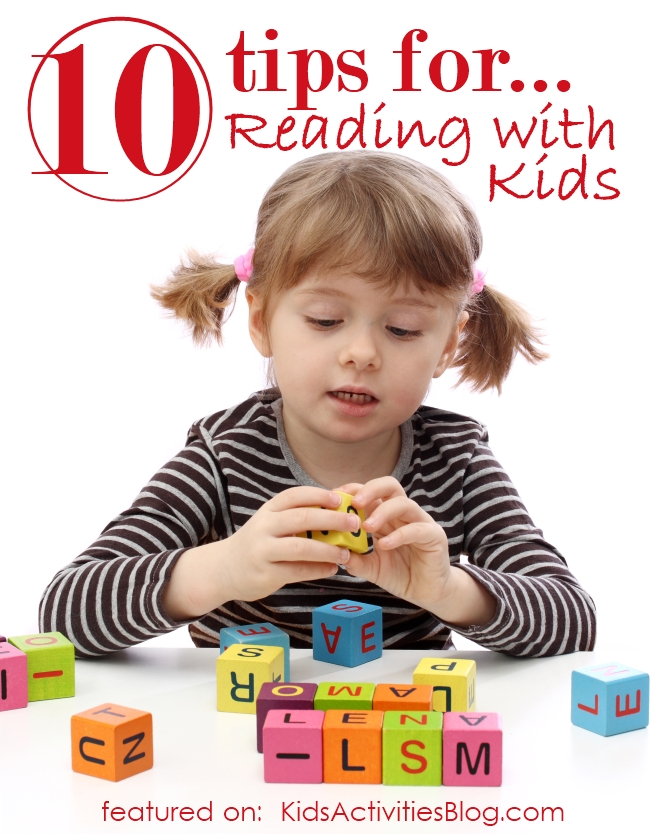 10 Tips for Reading