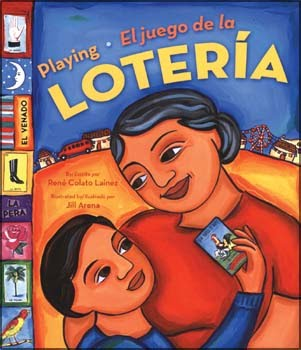 Playing Loteria by Rene Colato Lainez