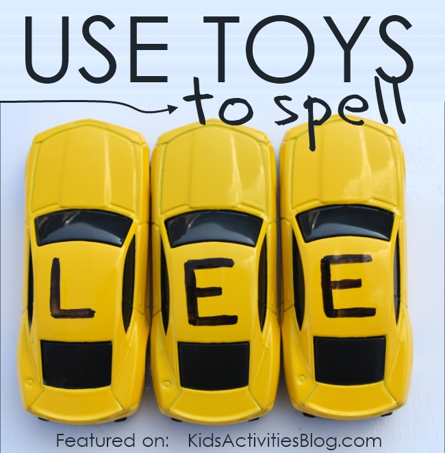 name game toys for spelling - what a fun way to get boys involved in learning