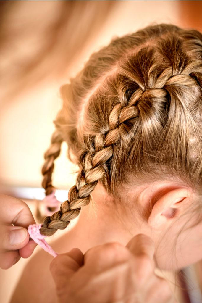 Hairstyles for girls from Kids Activities Blog