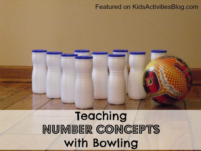 Teaching Number Concepts, Bowling Game