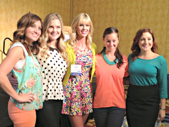 Blissdom The Moms View YouTube Dallas