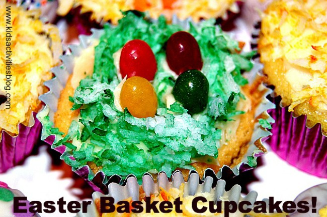 Easter cupcakes: Cupcake ideas for the perfect Easter dessert!
