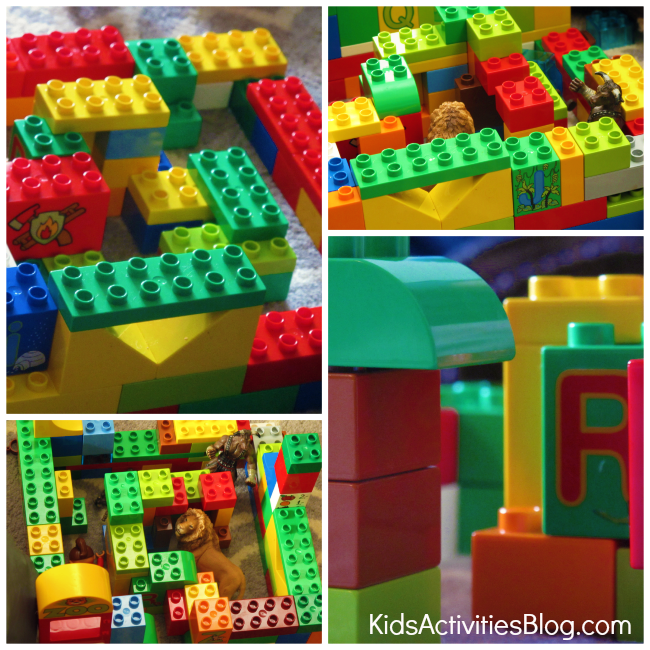 Learn how to make a labyrinth for LEGO activities {The Greek Labyrinth}