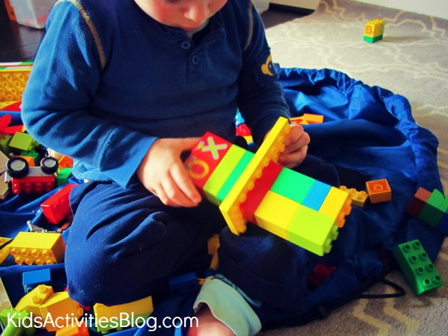 Lego Activities for the Greek Labyrinth {How to make a labyrinth}
