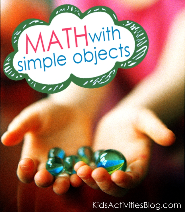 marble math: Simple math games to help kids learn