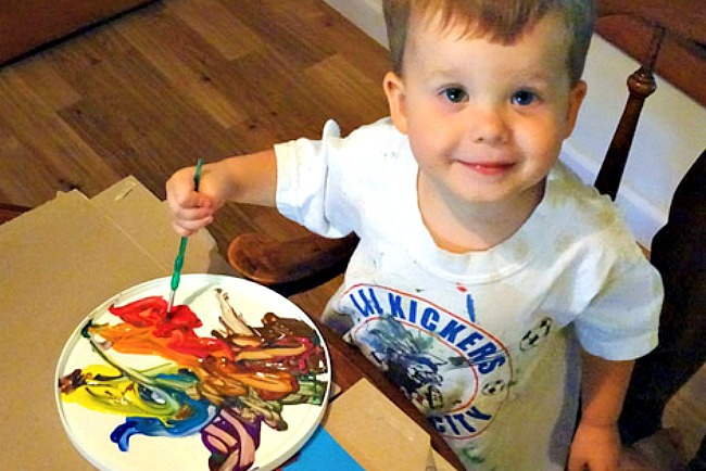12 Playful Things to Do with Toddlers
