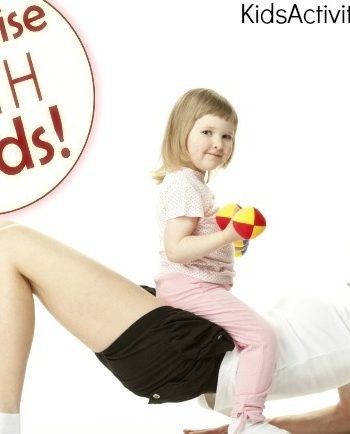 Exercise Solution for Moms: Working out with Baby