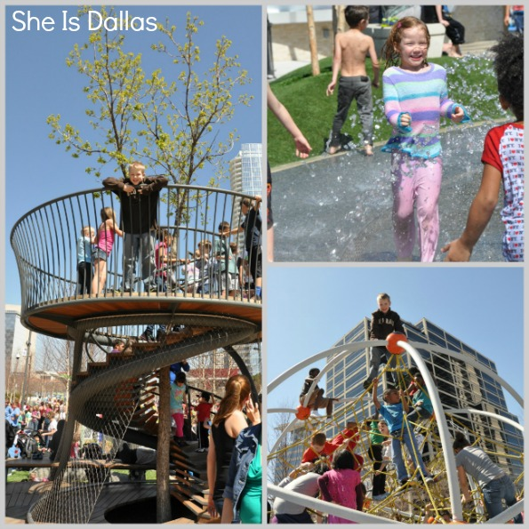 Klyde Warren Play Ground Dallas