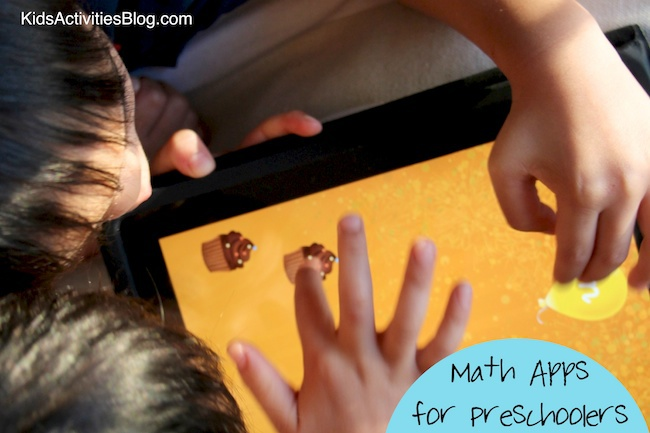 Top 5 Apps for Preschoolers to Learn Math