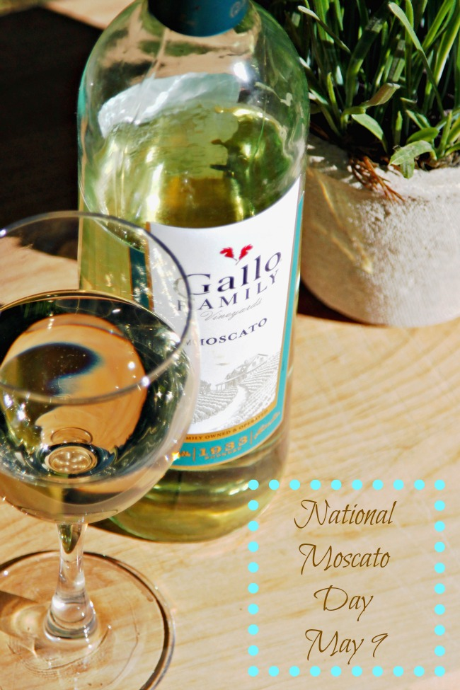 National Moscato Day May 9
