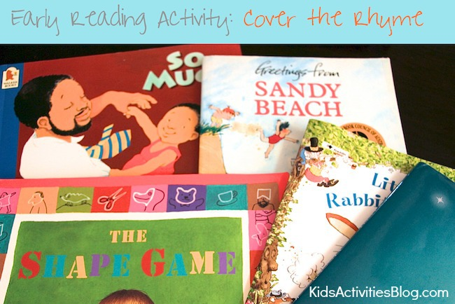 Rhyming Words: Picture Book Rhyming Game