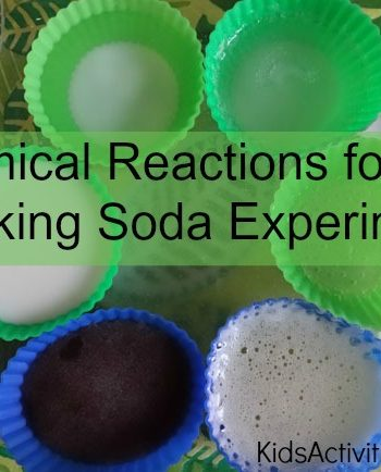 Chemical Reactions for Kids: Baking Soda Experiment