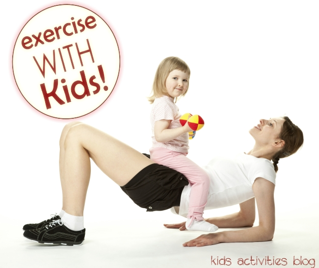 Mommy Exercise Solution: Working out with Baby and the 30 Day Shred