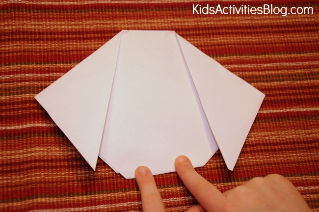 Make a Dog with Easy Origami {Amazing Art and Math}