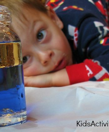 Easy Science Experiments for Kids: Hands On Science
