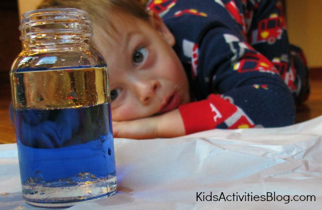 5 Easy Science Experiments: Hands On Science