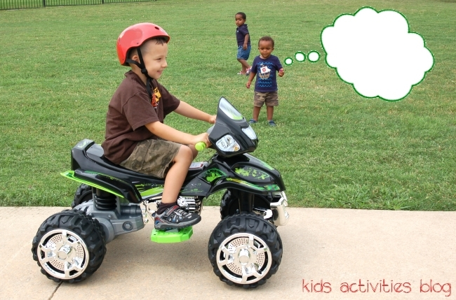 Red Light Green Light – with Monster TRAX