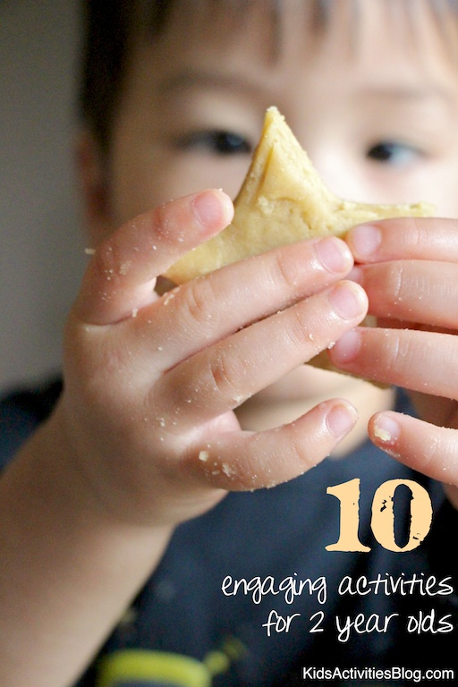 Fun Activities for 2 Year olds (10 Favorite)