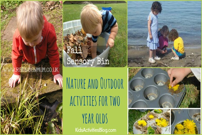 Fun Kids Activities for Two Year Olds {30 Activities for Having Fun}