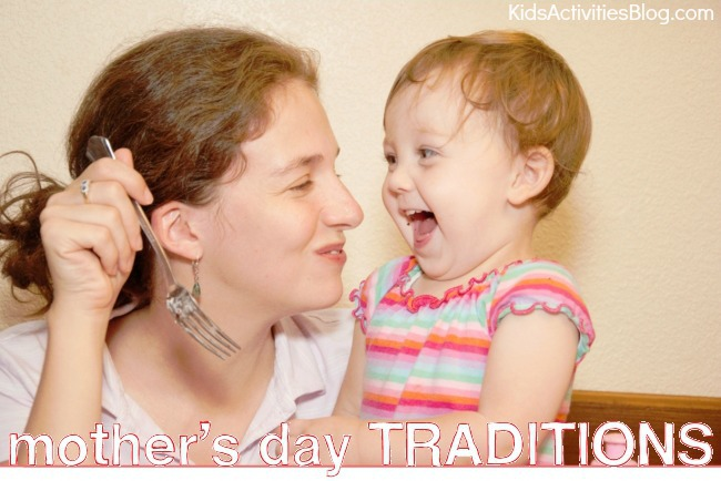 Our Mothers Day {Start a Tradition}