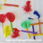 Sticky Table Garden by Learn with Play At home