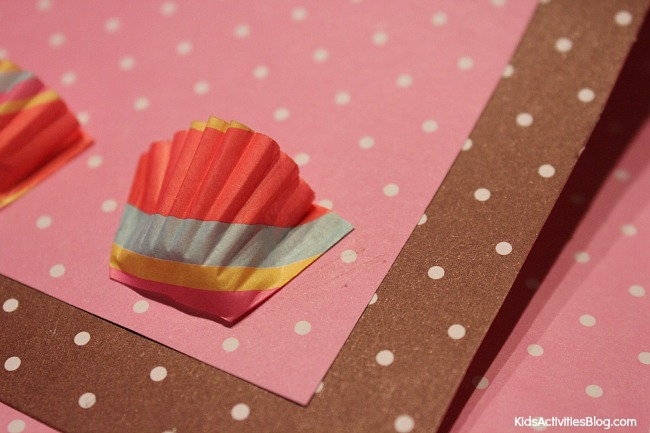 Here's how to make a homemade birthday card {kid made}