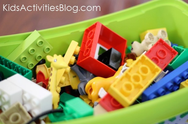 learn with legos