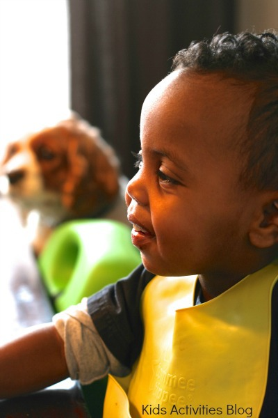 Have a Pet: 5 Reasons Pet Ownership is good for kids