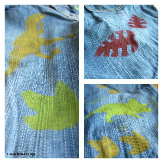Upcycling ideas to refashion clothes for kids {easy sewing project}
