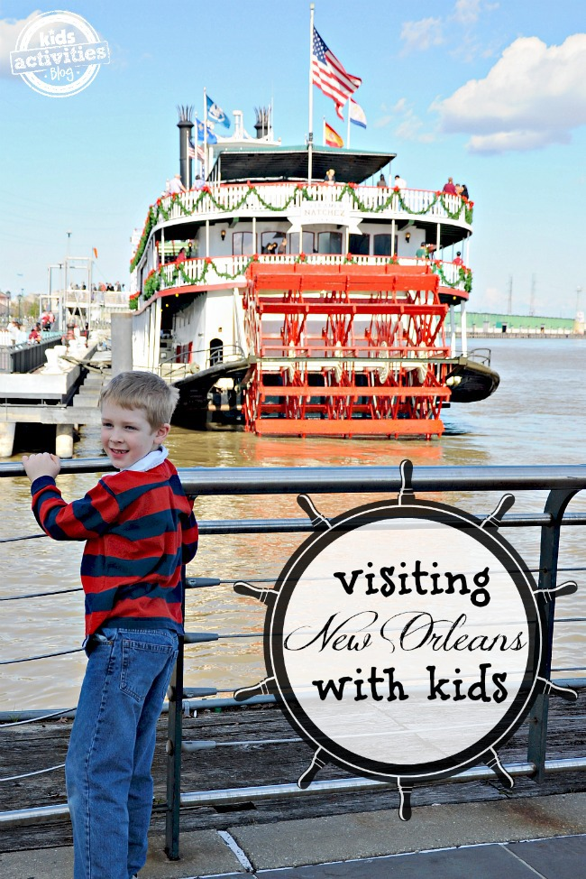 10 Things to Do with Kids in New Orleans - Kids Activities Blog