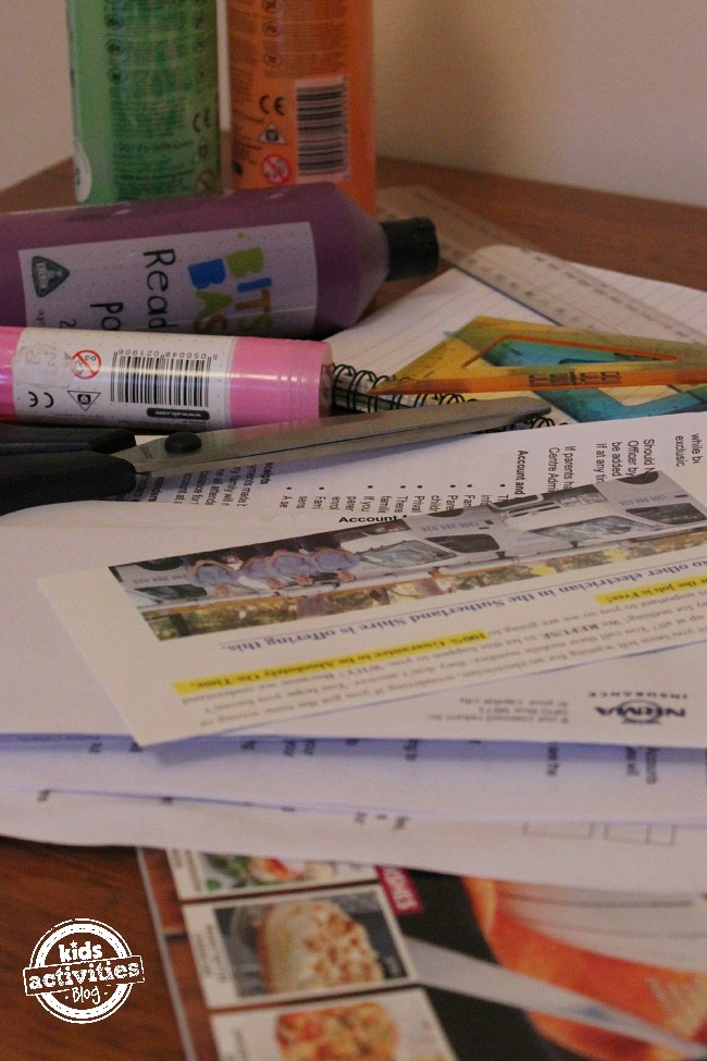 How to clear the clutter