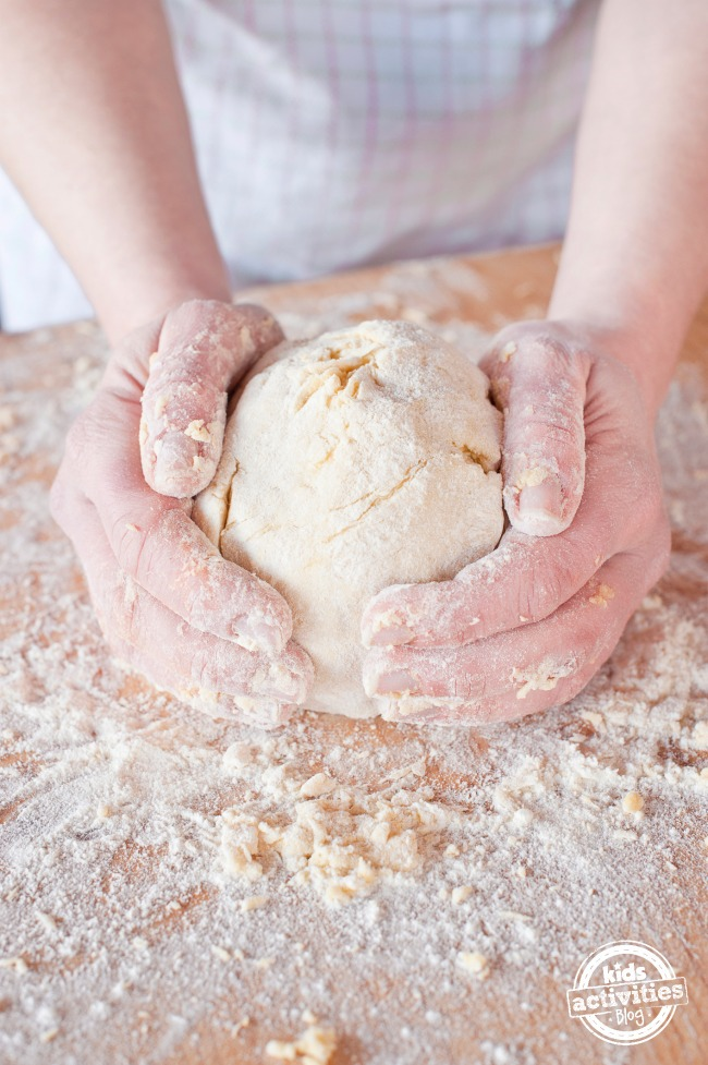 making bread with kids - Kids Activities Blog