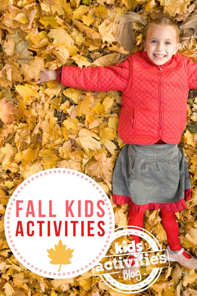 12 Fall Activities to Welcome the Season