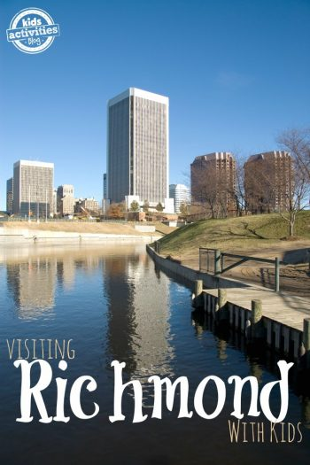 things to do with kids in Richmond Virginia