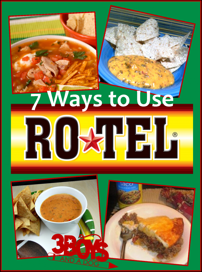 7 Easy Rotel Recipes – Add Some Spice To Your Dinner!