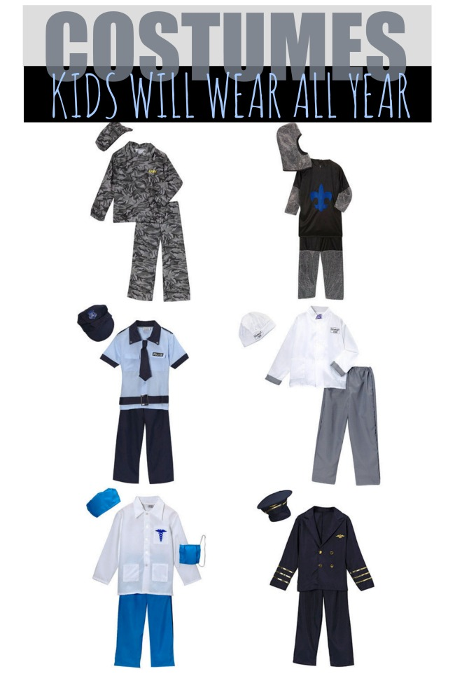Costumes Kids Will Wear All Year