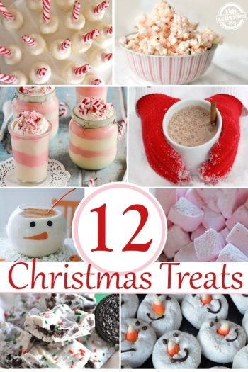 Homemade Christmas Treats