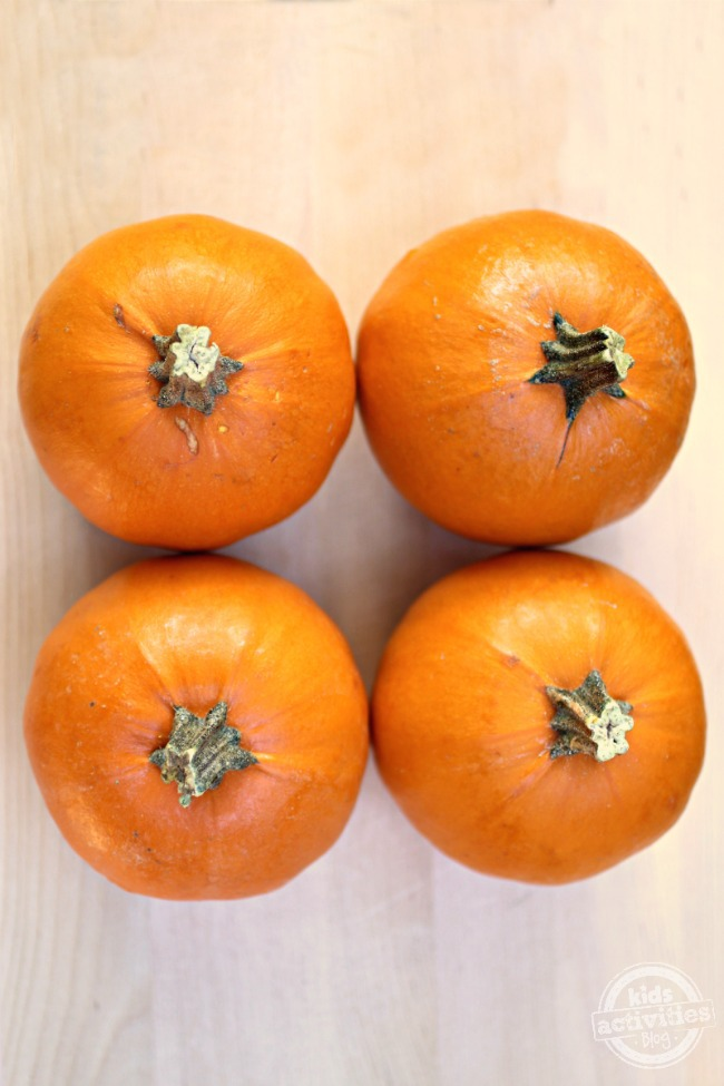 What to Do With Those Little Pumpkins - Kids Activities Blog