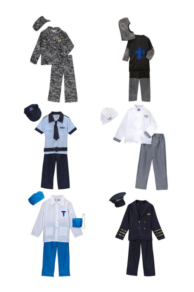 Costumes Kids Will Wear All Year & GIVEAWAY