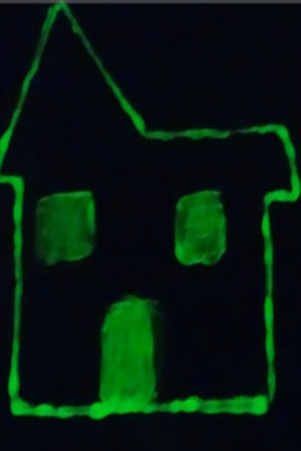 Glow in the Dark Cards Are the Perfect Halloween Activities for Kids