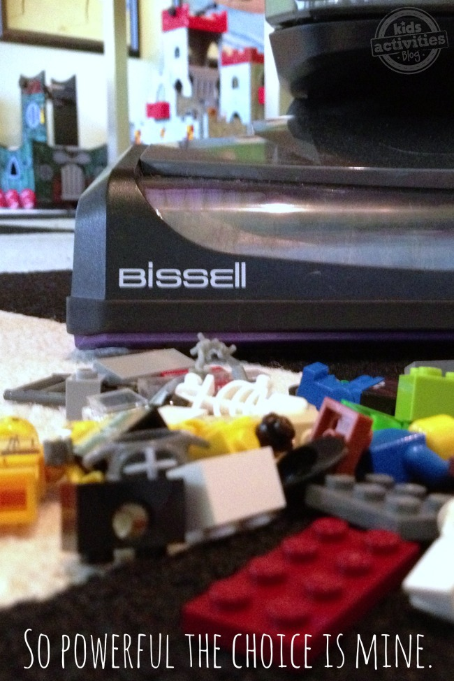 BISSELL Powerglide Vacuum with Lift-Off Technology