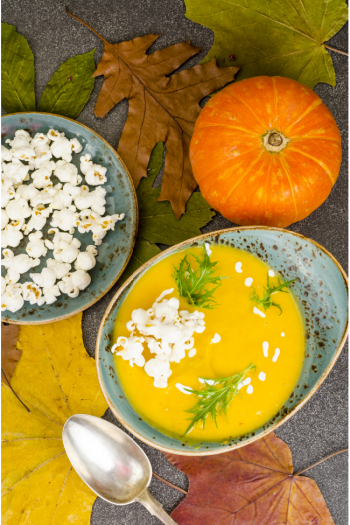 12 healthy pumpkin recipes with