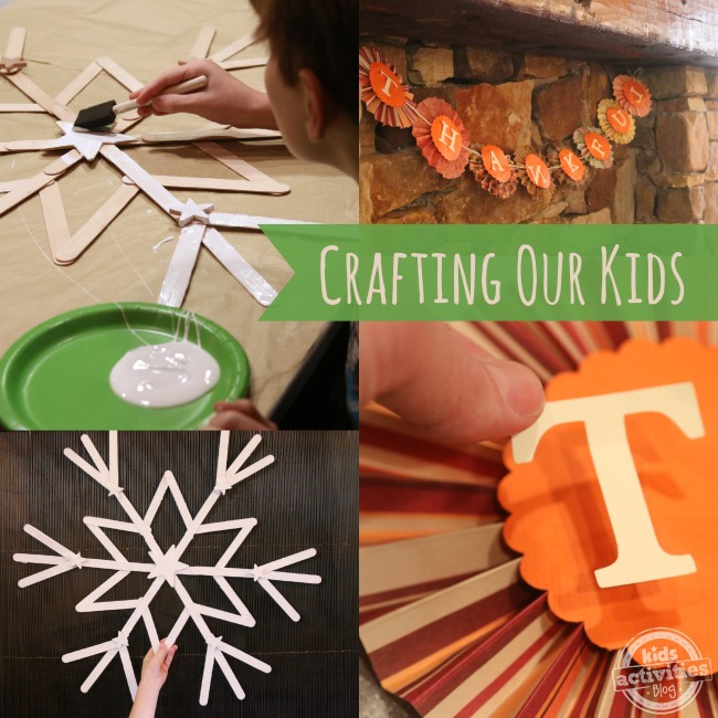 Crafting Our Kids Monthly Craft Subscription Box for Kids