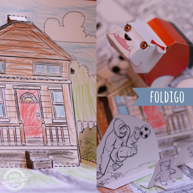 Foldigo Subscription for Kids - Kids Activities Blog