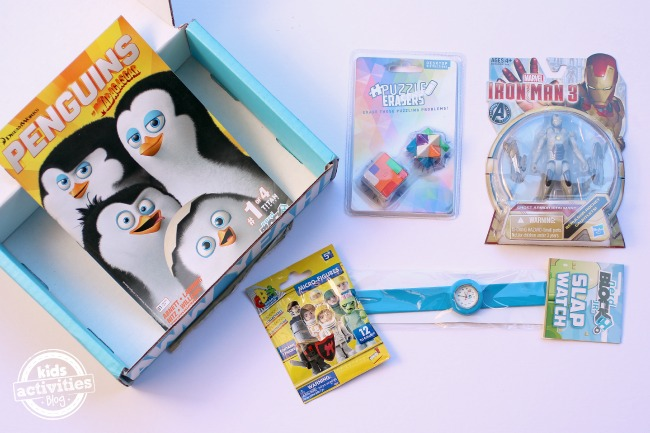 Nerd Block Jr Subscription Box for Kids - Kids Activities Blog
