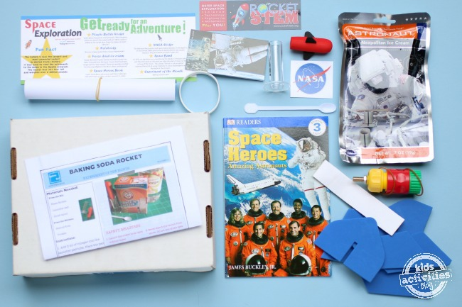 Subscription Boxes for Kids - Xplore Box